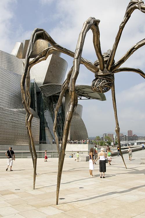 Bilbao, Guggenheim (2008)