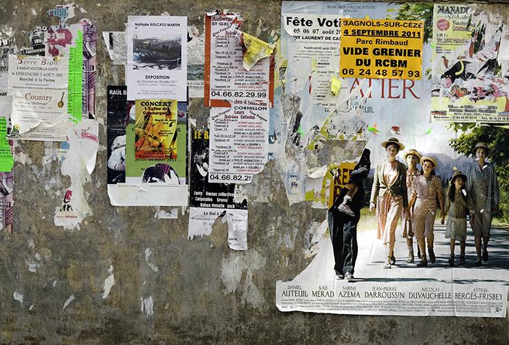 Südfrankreich, Mas la Source (2011)