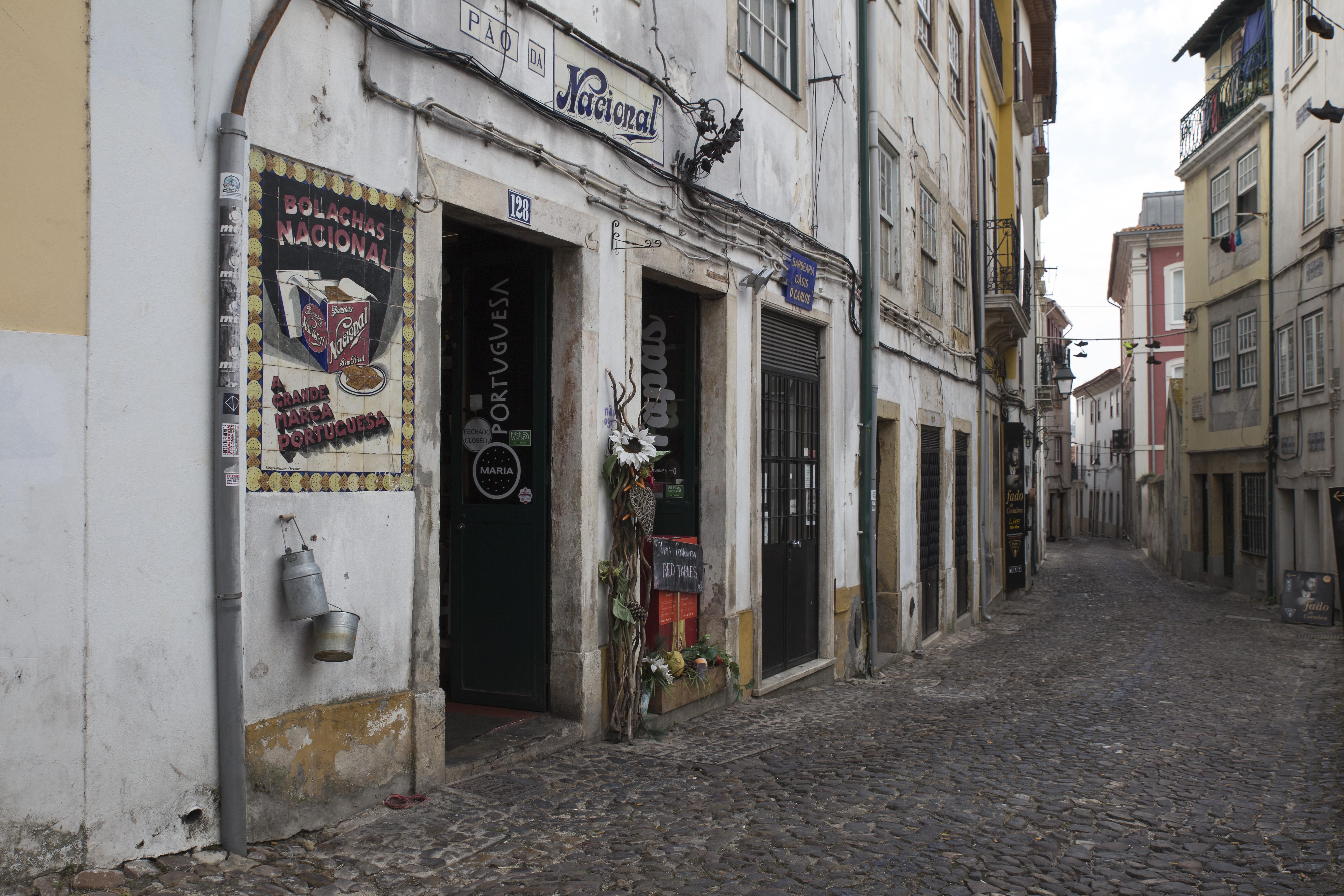 Portugal, Coimbra (2018)